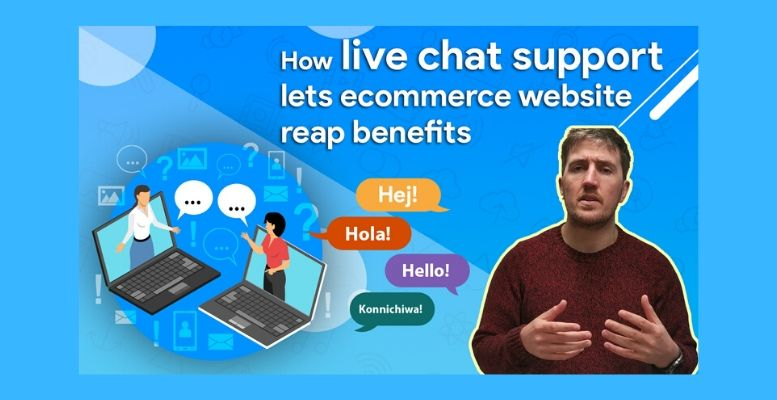 Live Chat Support eCommerce