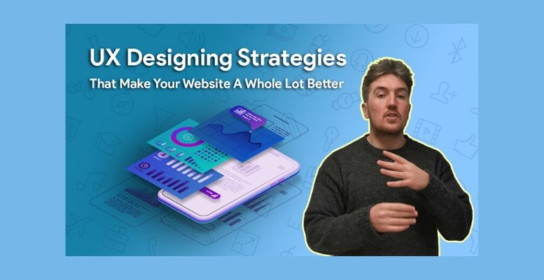 Website UX Designing Strategies