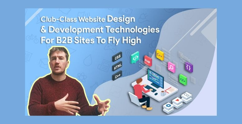 Technologies For B2B Sites